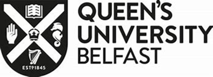 Queens University Belfast logo