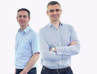 Trevor Graham and Tim Croy